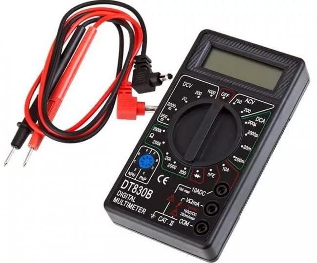 Мультиметр м830в инструкция