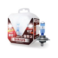 Галогенная лампа AVS SIRIUS/NIGHT WAY/ PB H7.12V.55W.Plastic box-2шт. A78950S